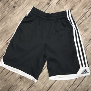 Adidas Kids Gym Shorts in Excellent Condition
